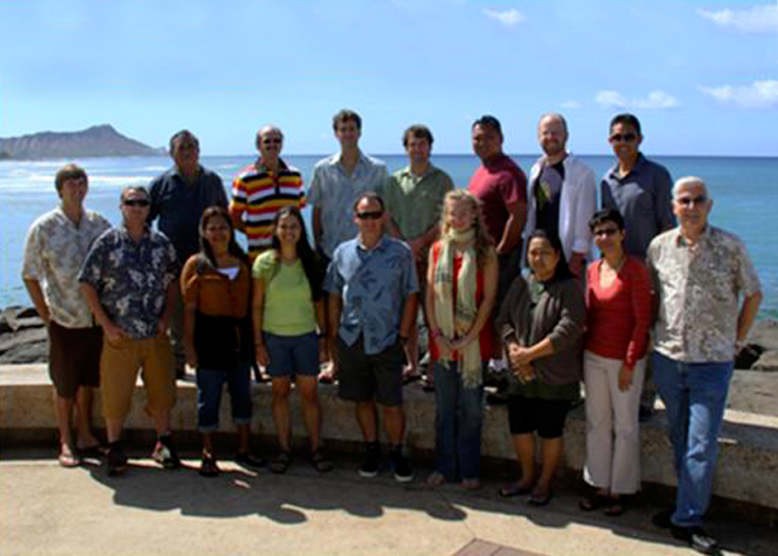 2012 URM Fellows