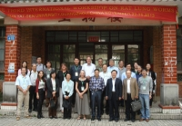 Robert Cowie at International Lungworm Workshop at Sun Yat-Sen University, Guangzhou, China.